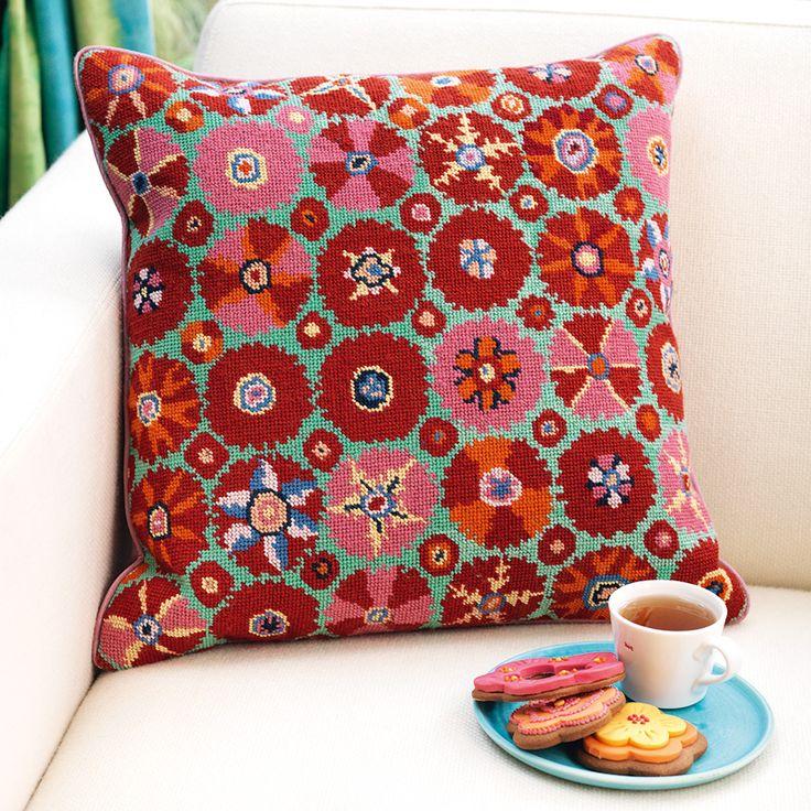 Suzani - Ehrman Tapestry Kaffe Fassett