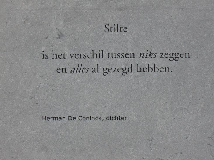 Herman de Coninck, dichter (tuin van www.rosario.be)