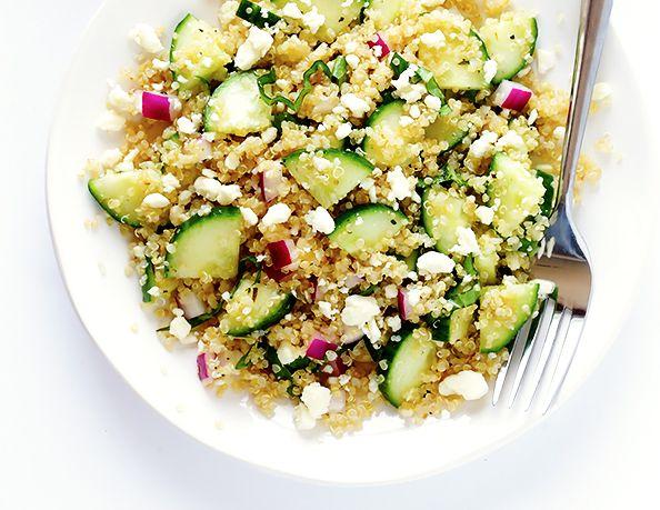 21 napos minden napra egy saláta kihívás – 6. nap