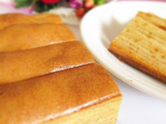 Kek Lapis (Thousand Layer Cake)