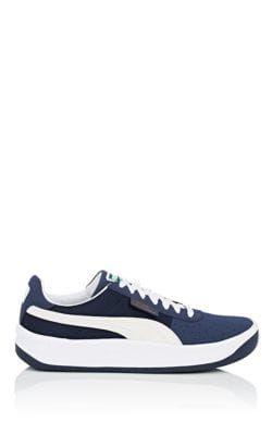 PUMA CALIFONIA VTG SUEDE SNEAKERS - NAVY SIZE 9.5 M.  puma  shoes ... bc0f3af8c