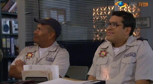 """Beto Villa y Luis Tamayo son los actores que interpretan estos divertidos personajes de """"¿Dónde carajos está Umaña?"""". Vea lo que nos contaron sobre el final de esta producción del Canal Caracol."""