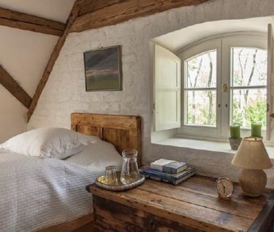 2nd floor twin room - The Bat Barn Luxury Villa at Lake Balaton