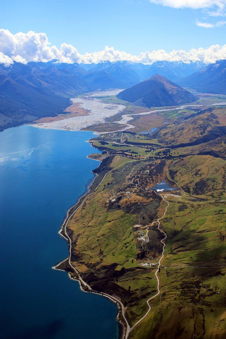 Head of the Lake, Glenorchy New Zealand