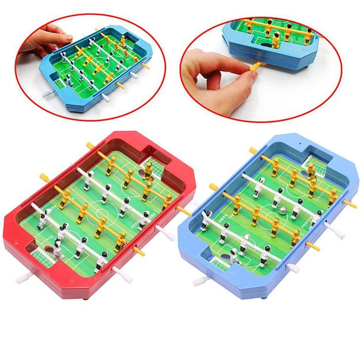 2017 Mini Table Top Football Table Football Foosball Board Machine Home Game Toy Gift MAR15_15