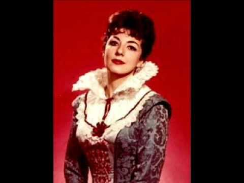 https://www.youtube.com/watch?v=htuiZBWKMis Absolutely ravishing, the singer, the voice, the music Anna Moffo sings Vilja's Song from The Merry Widow