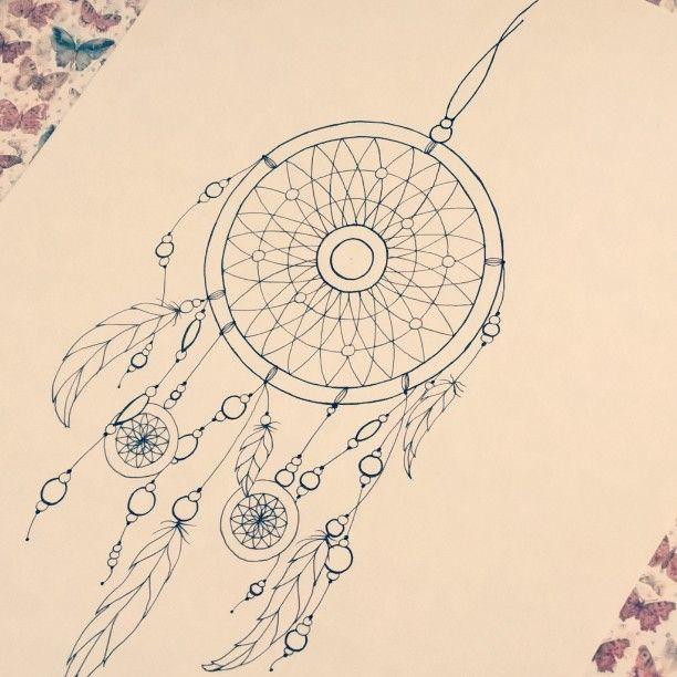 sweet dreams dreamcatcher traumf nger illustration. Black Bedroom Furniture Sets. Home Design Ideas
