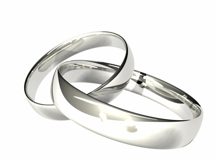 Fresh Pictures of Silver Wedding Rings