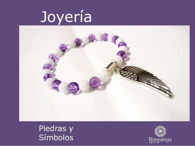 Joyería Espiritual Blessings Spirit and Mind