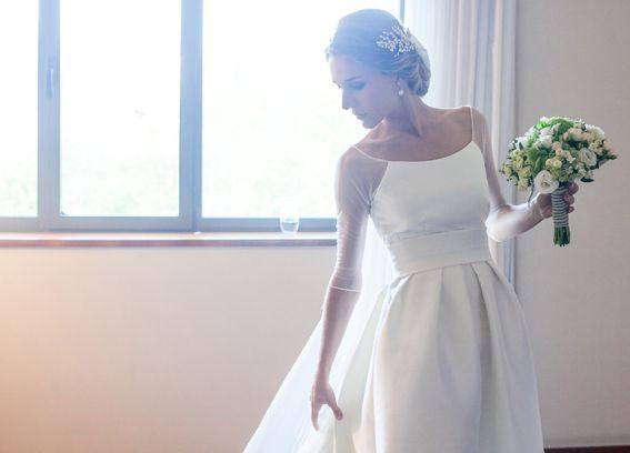 El Vestido de Novia de Cristina | Sole Alonso