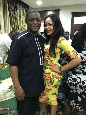 Photos: FFK and wife others at GEJs 59th birthday party