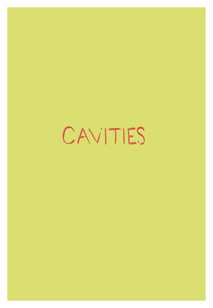 Cavities - Andrew White
