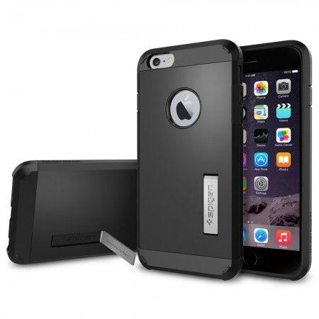Spigen iPhone 6 Plus Case Tough Armor [Harga: Rp 430.000–Rp 450.000]