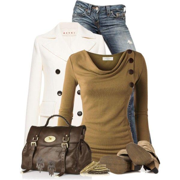 Pea Coat for Fall