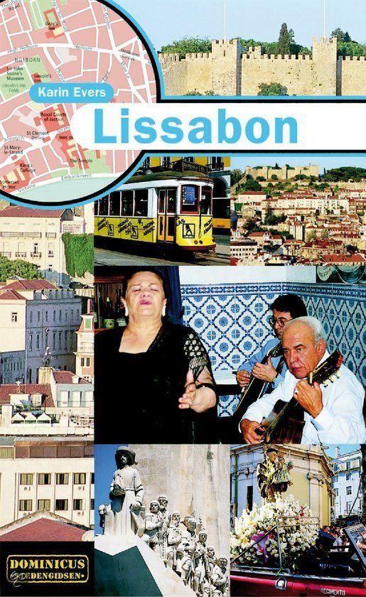 Dominicus Lissabon - K. Evers - ISBN 9789025745325. Voor de een is Lissabon misschien wel synoniem met een heerlijk bacalhau-gerecht in een blauwbetegeld restaurantje in de Bairro Alto, waar een fadozangeres later op de avond haar droevige teksten ten gehore brengt. De ander denkt...GRATIS VERZENDING IN BELGIË - BESTELLEN BIJ TOPBOOKS VIA BOL COM OF VERDER LEZEN? DUBBELKLIK OP BOVENSTAANDE FOTO!