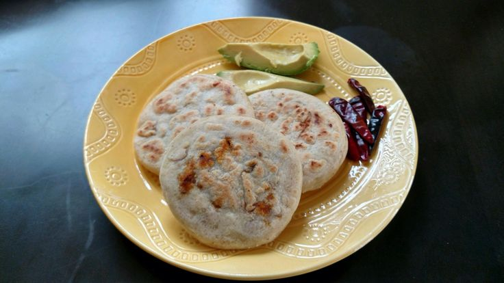 Gorditas (How To make a traditional Mexican Stuffed Gordita)