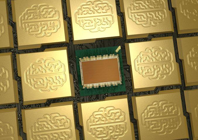 IBM cracks open a new era of computing with brain-like chip: 4096 cores, 1 million neurons, 5.4 billion transistors