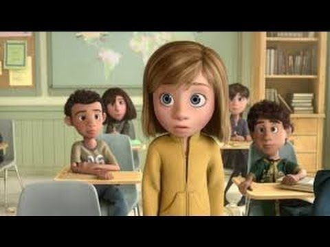 Comedy Movies for Kids 2016   Animation Movies for Children   Inside Out