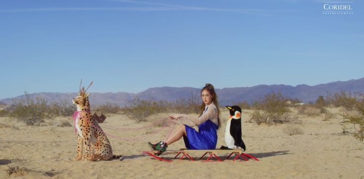 #Jessica #Fly #musicvideo #jessicajung #screenshot #flywithjessica #sled #penguin