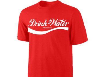 Drink Water Men's Tee