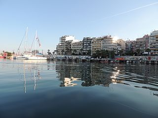Unique apartment with great view in the best area of Pireas