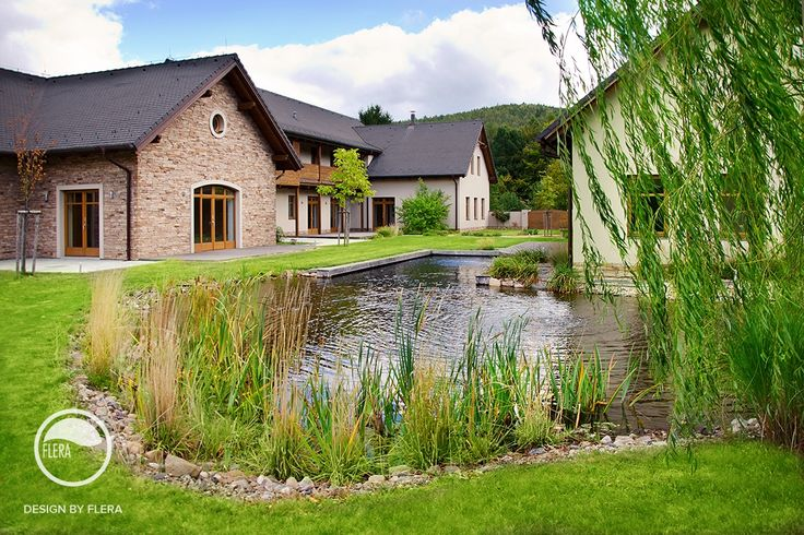 #landscape #architecture #garden #water #feature #pond #lawn #lagoon