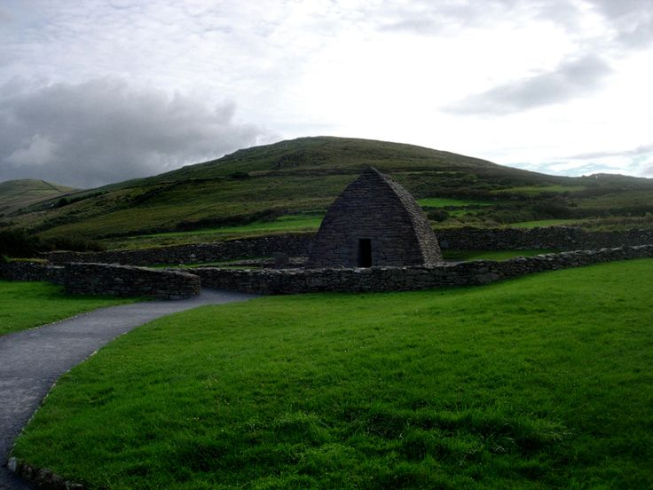 #GallarusOratory #Dingle peninsula #Ireland