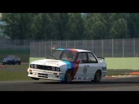 Simracing (Assetto Corsa test) - YouTube