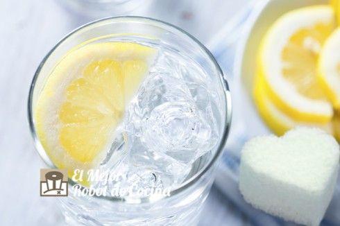 Limonada alcalina-Bebida isotonica con Thermomix