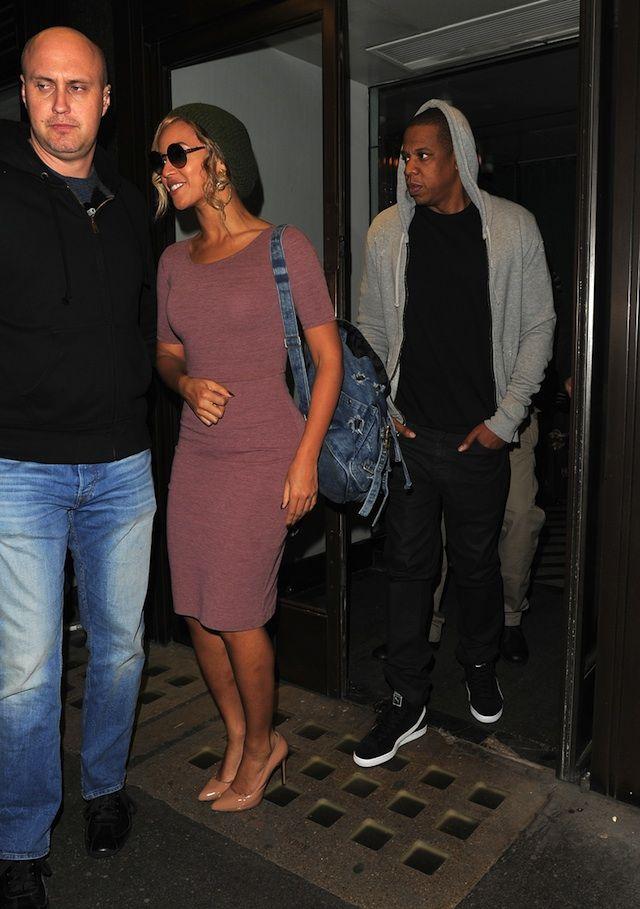 #JayZ wearing #Puma Classic Suede Mid