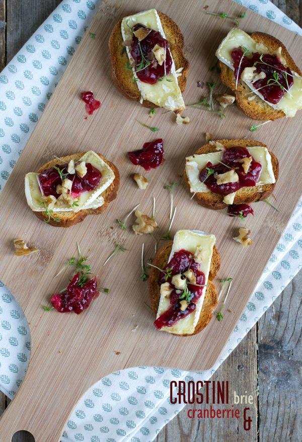 Crostini brie en cranberry txt2