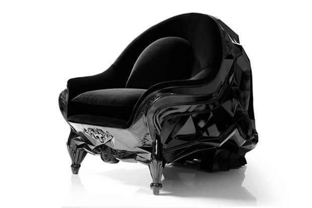 Harow Skull Armchair | Gothic furniture, Armchair, Chair