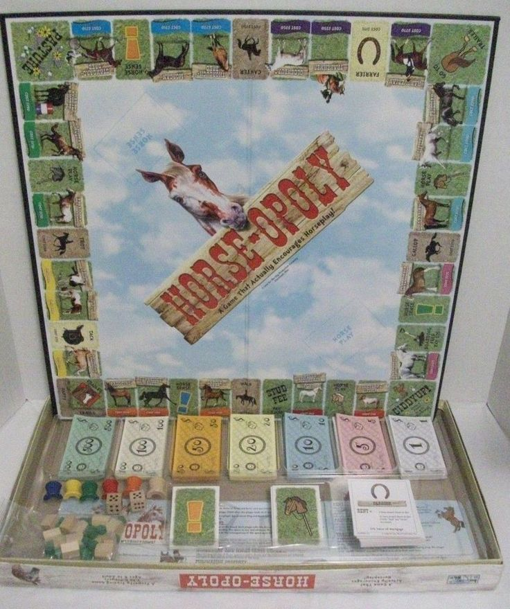 Image result for horse opoly