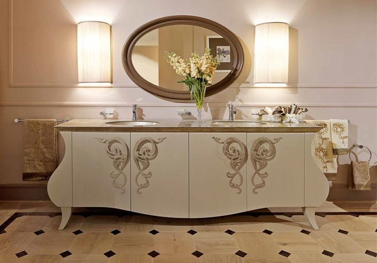 Glamour - mobile bagno di Giusti Portos | lartdevivre - arredamento online