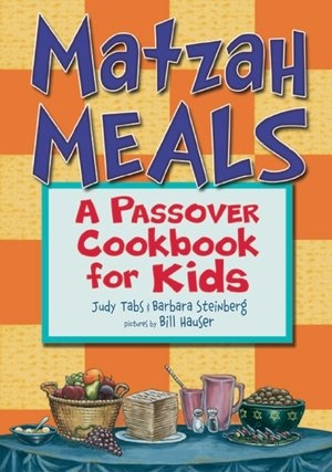 Skinny Passover Matzo Pizza