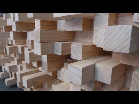 Here I run you through how I built three acoustic diffusers for the rear wall of the studio. As long as you put the work into the prep this is actually a fai...