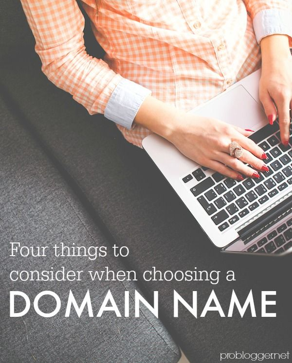 When there's more than 284 million registered domain names online, you're going to want yours to stand out. But you also want to be easily remembered, have a URL that accurately describes your busines