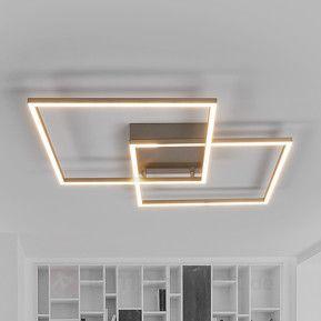 Interessant gestaltete LED-Deckenlampe Mirac sicher & bequem online bestellen bei Lampenwelt.de.