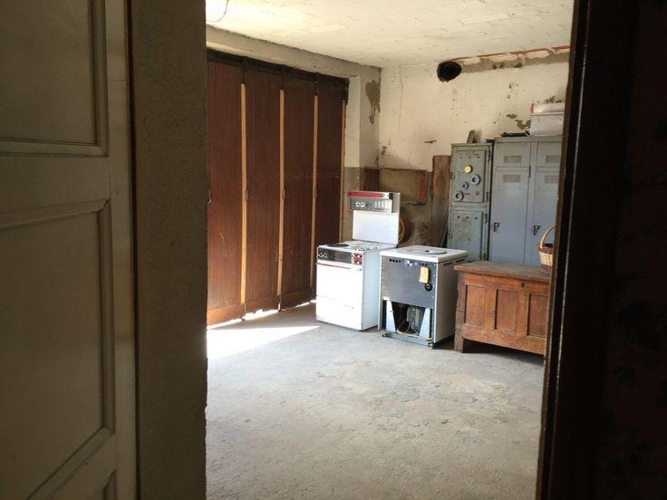 Auv 691: Village house with garage, workshop, terrace, yard,...