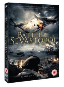BATTLE FOR SEVASTOPOL (15) 2015 RUSSIA MOKRITSKIY, SERGEY £15.99 With the outbreak of war a promising student Lyudmila enlists and becomes a sniper. After she is seriously injured in battle, Lyudmi…