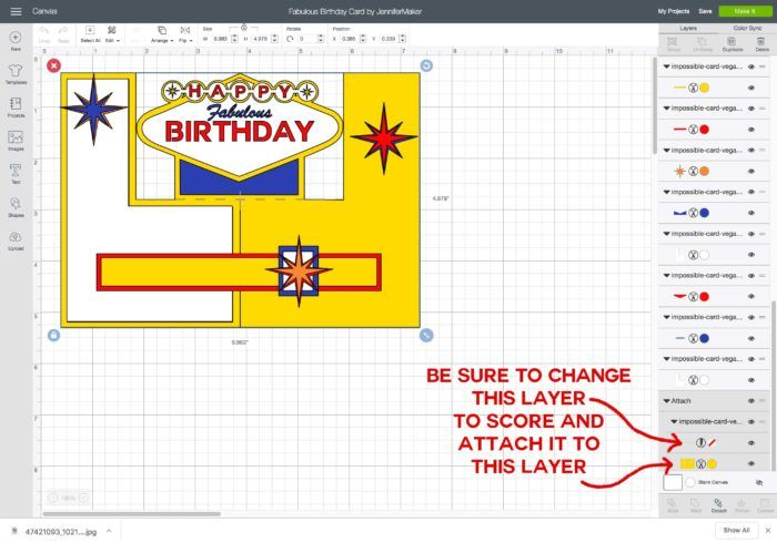 Impossible Card Templates Super Easy Pop Up Cards Jennifer Maker In 2020 Card Sketches Templates Pop Up Cards Card Templates