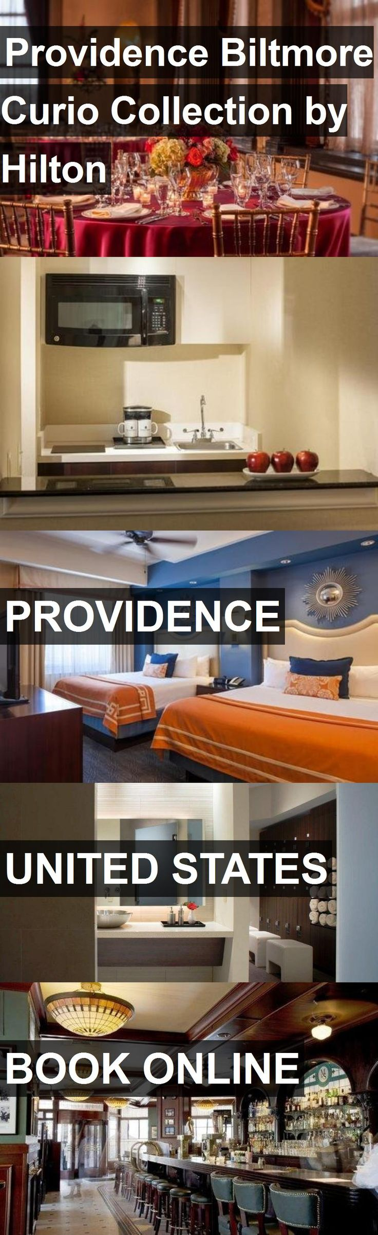 Hotel Providence Biltmore Curio Collection by Hilton in Providence, United States. For more information, photos, reviews and best prices please follow the link. #UnitedStates #Providence #travel #vacation #hotel
