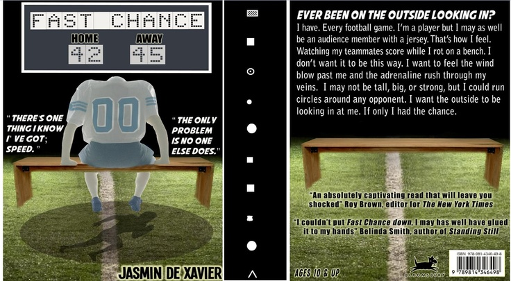 Fast Chance - Book Cover