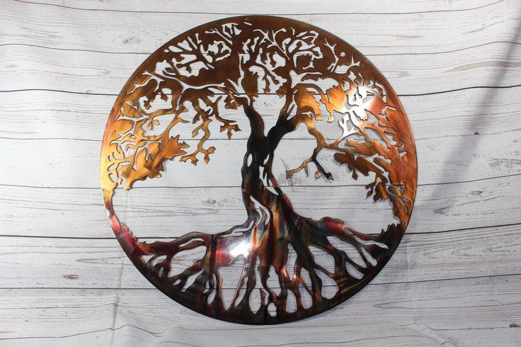 Tree Of Life – MotorCity Metal Artwork