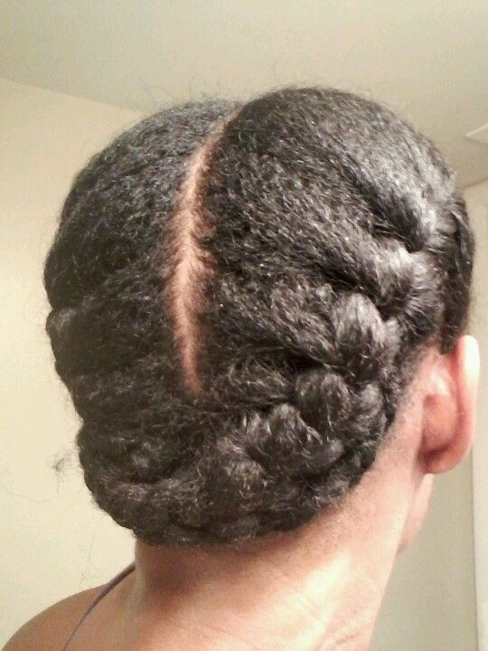 Sensational 1000 Images About Protective Styles For Transitioning To Natural Short Hairstyles Gunalazisus