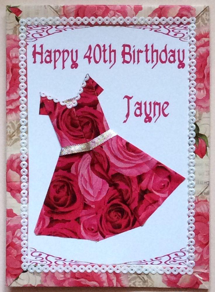Birthday Card for My Niece