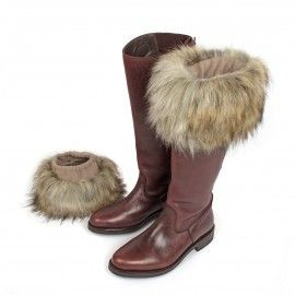 I love mine and I got them super cheap from Giant Tiger! Mine are black faux fur :D