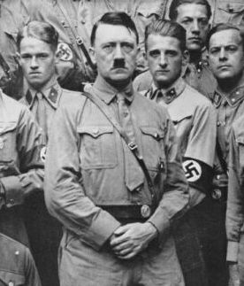 Adolf Hitler http://www.HolocaustResearchProject.org