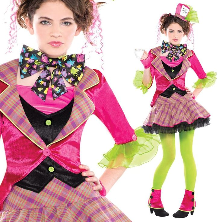 115 Best Images About Alice In Wonderland Jr. Costumes On
