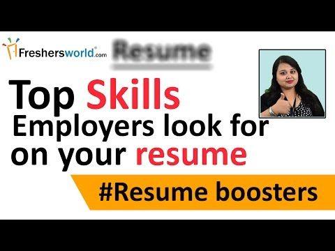 114 best resume skills images on pinterest